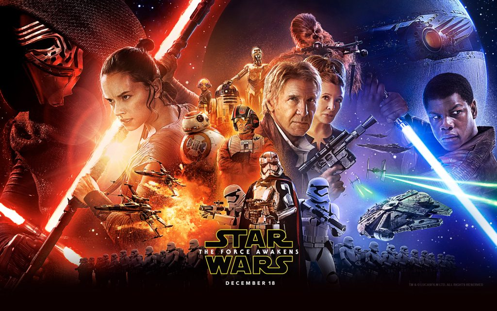 Stars Wars The Force Awakens
